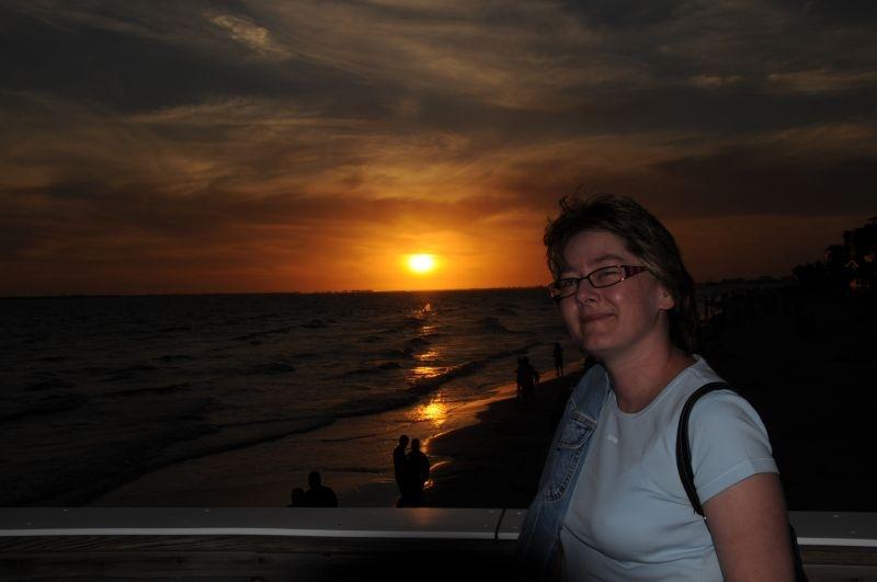 Sonnenuntergang Ft. Myers Beach