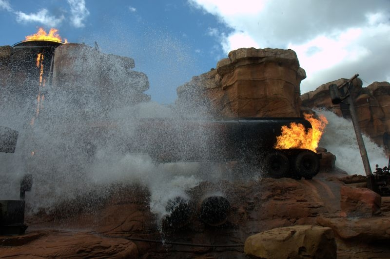Hollywood Studios - Special Effects Show