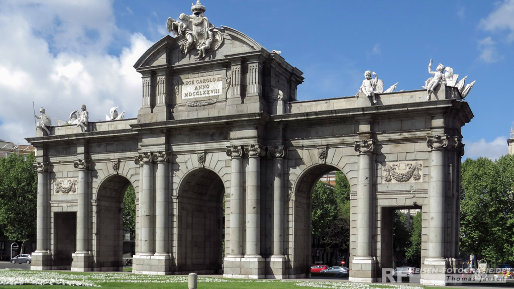 Madrid Impressionen