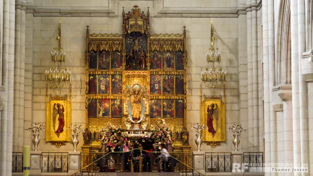 Madrid Kathedrale