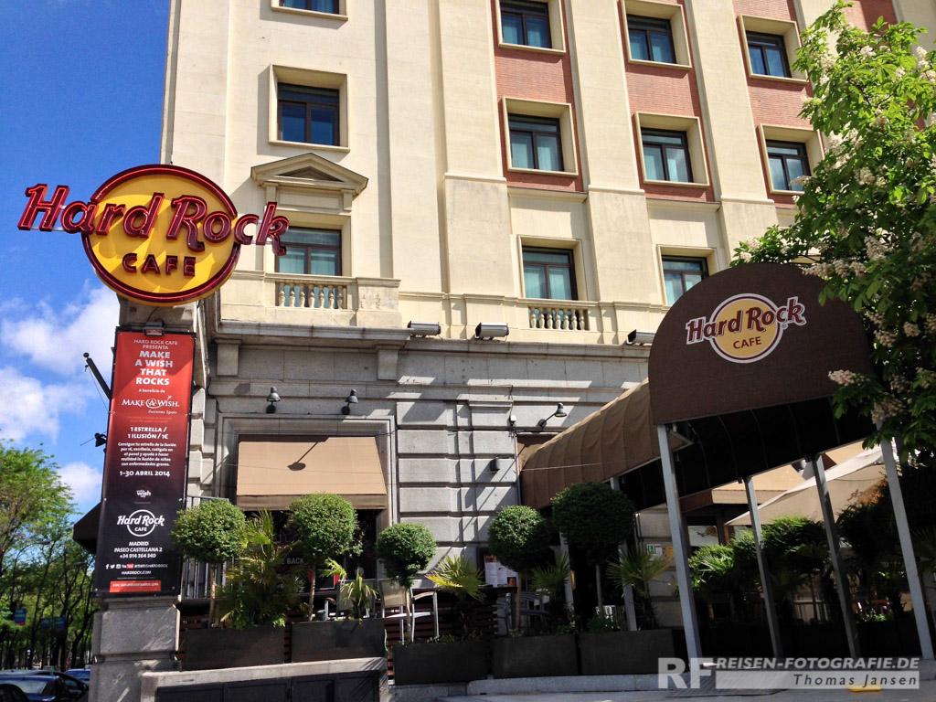 Madrid Hard Rock Cafe