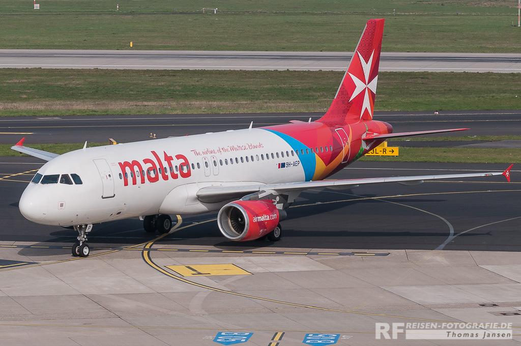 Air Malta - Düsseldorf