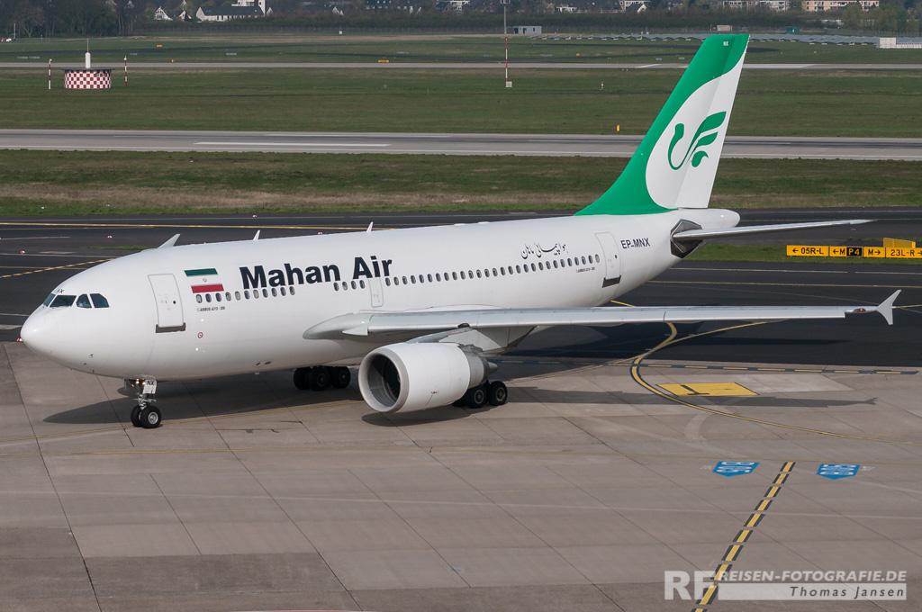 Mahan Air - Düsseldorf