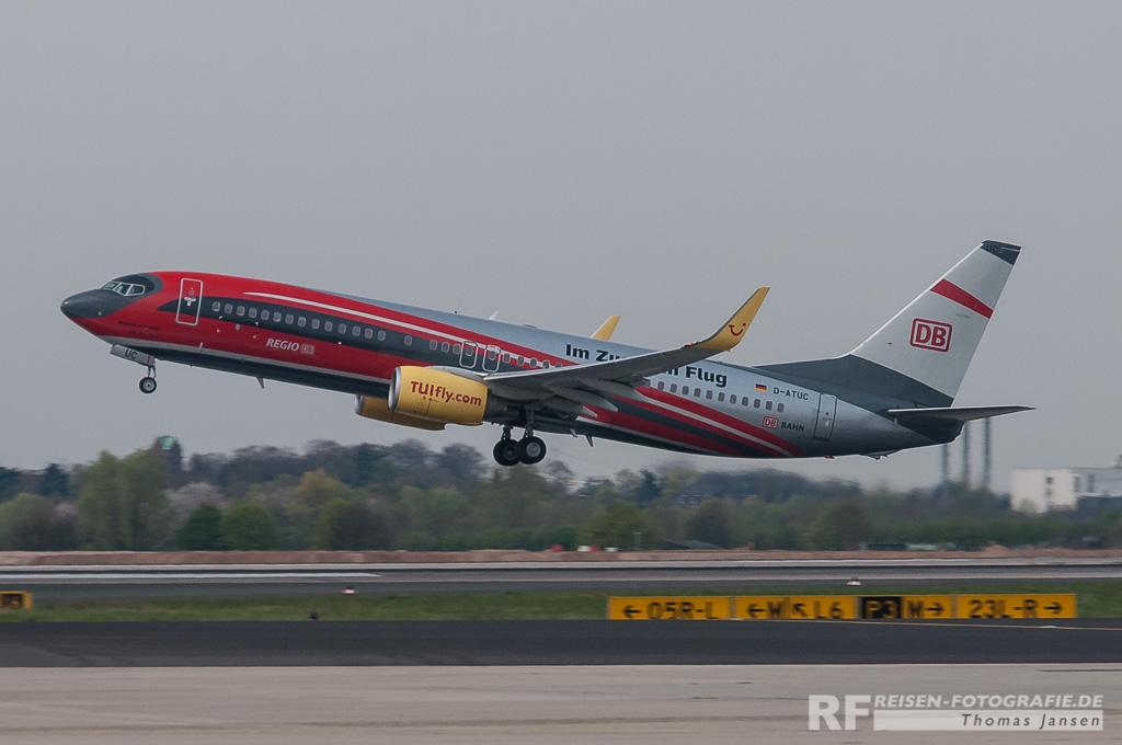 TUI Fly - Düsseldorf