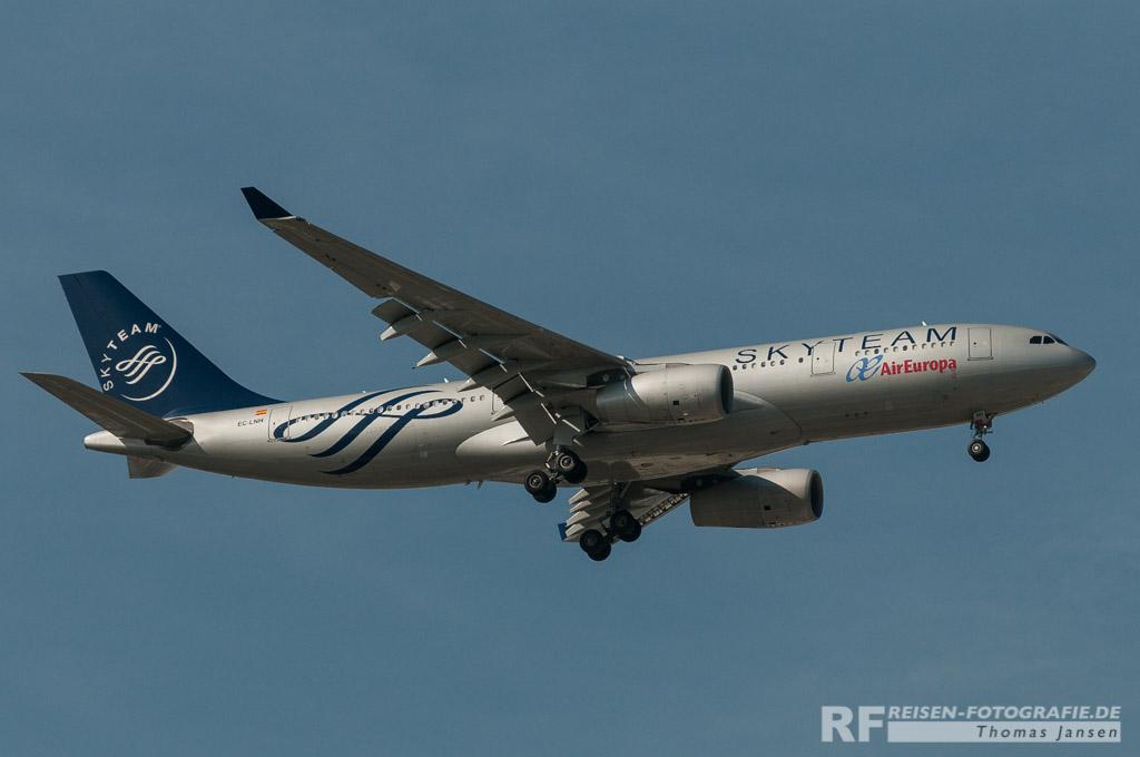 Madrid, Air Europa, A330