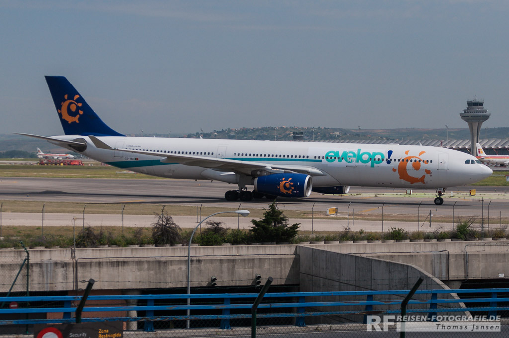 Madrid, Evelop, A330