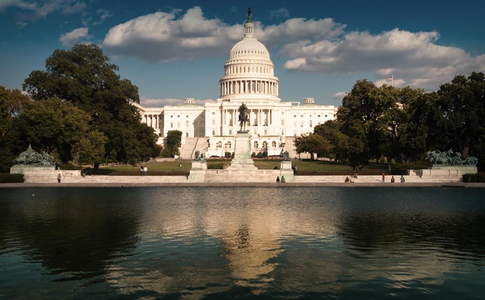Capitol in Washington D.C.