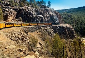 Zugfahrt Durango - Silverton