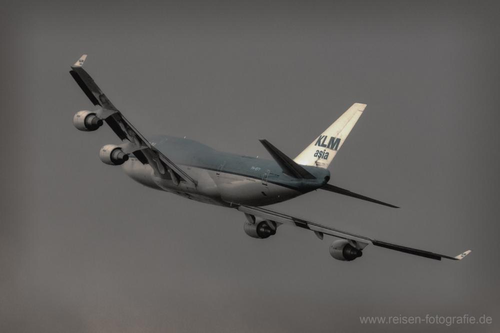 HDR KLM Amsterdam Start