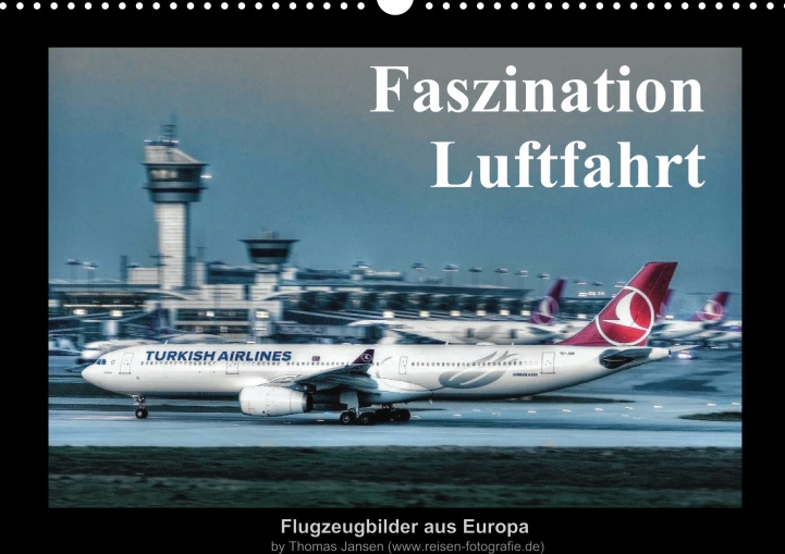 Kalender Faszination Luftfahrt