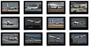 Kalender: Faszination Luftfahrt - Inhalt