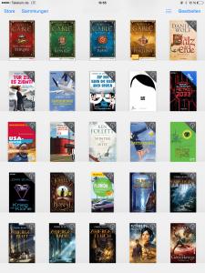 eBook Sammlung
