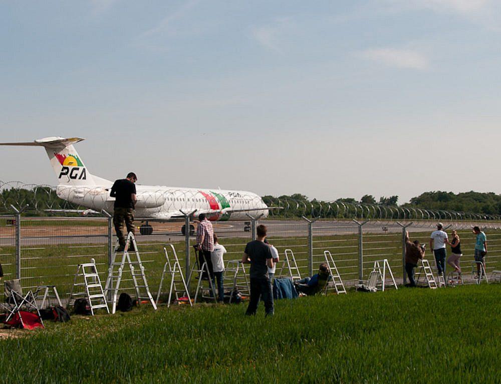 Flugzeugfotografie Fotokurs Teil 1 – Technische Grundlagen