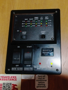 Controll Panel