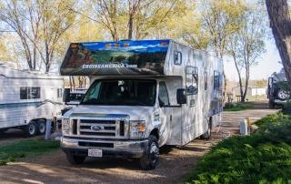 10 Meter mobile Heimat
