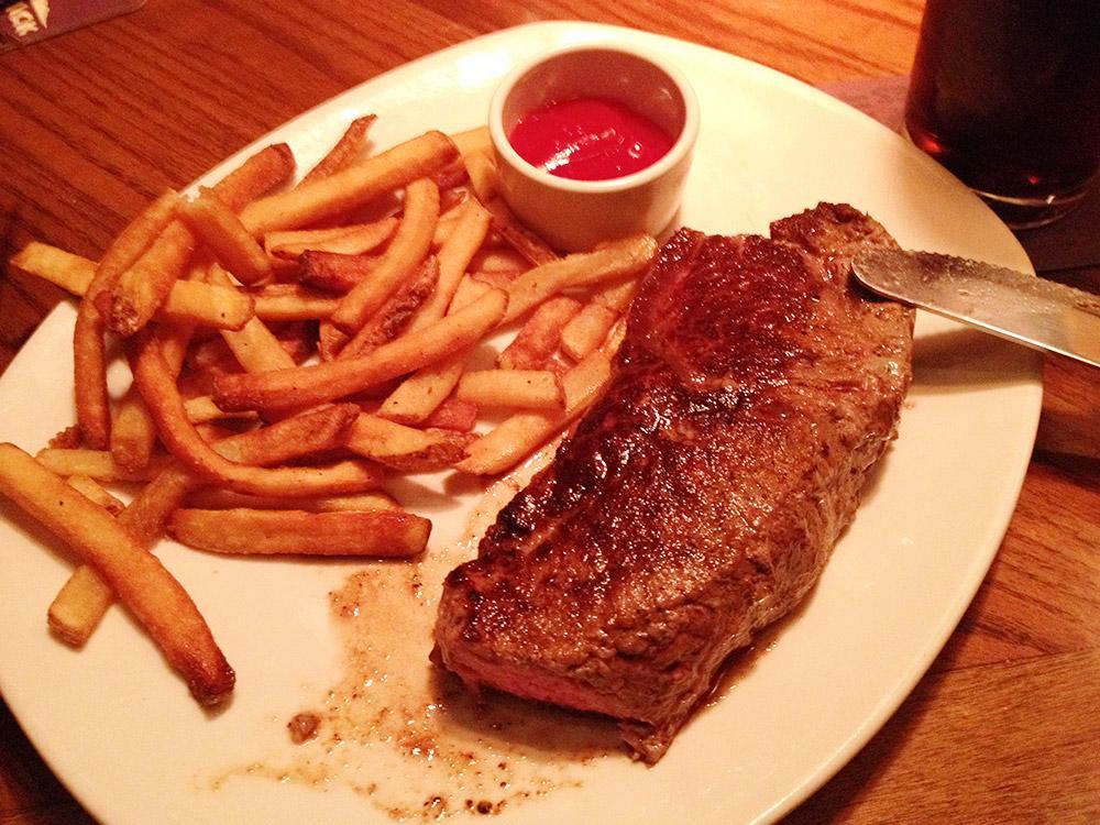 Steak in den USA