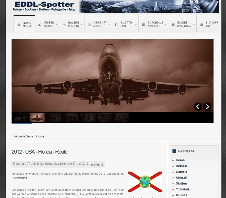 EDDL-Spotter.de Juli 2012