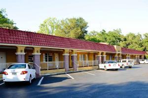 Typischen Motel USA