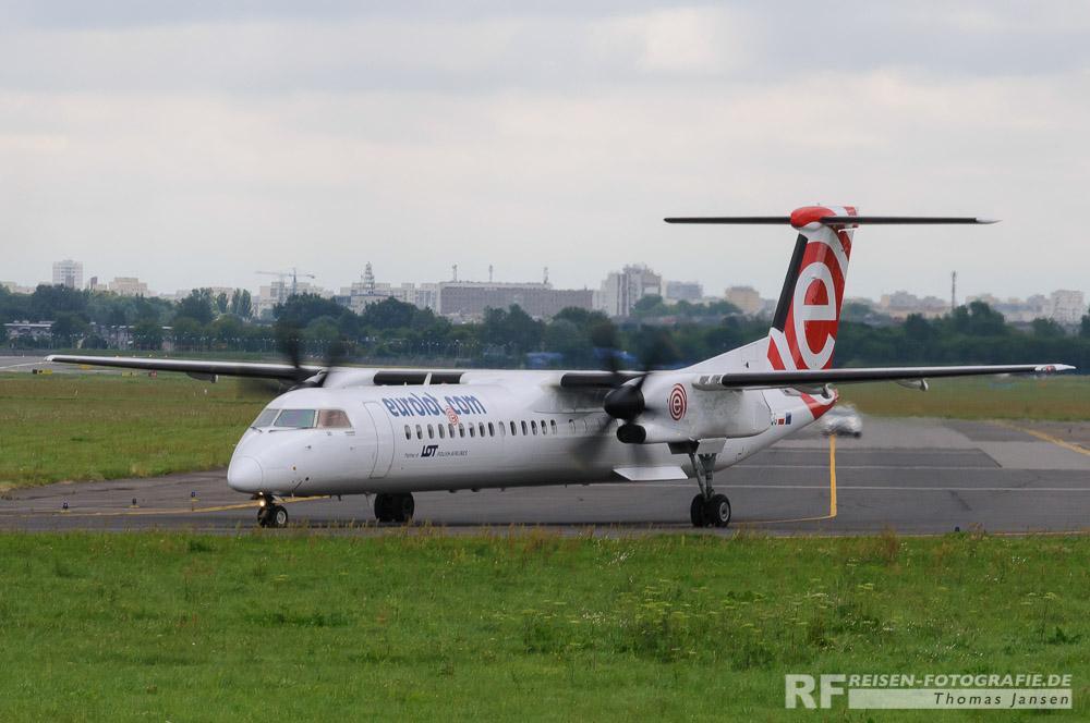 Bild 9: Warschau - dynamische Propeller