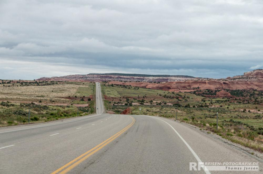 Highway Richtung Moab