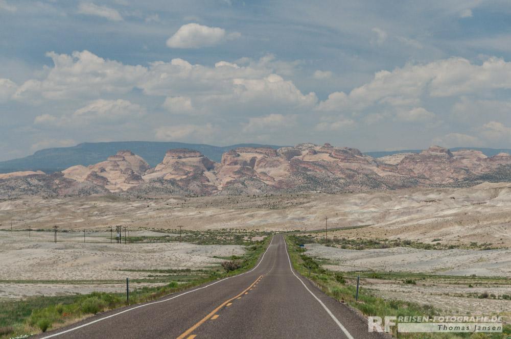Berge in Utah