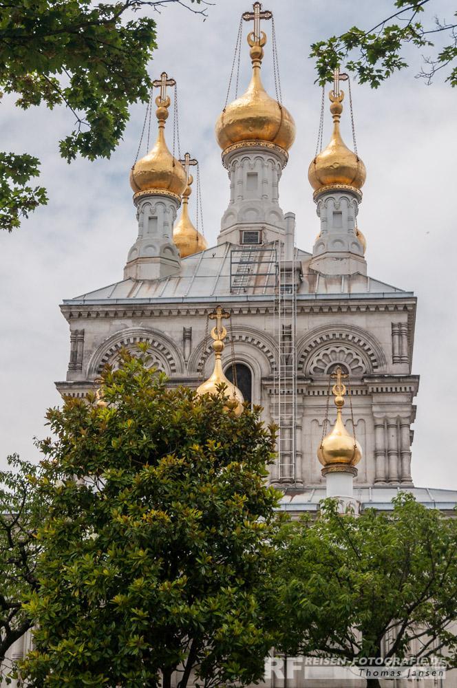 Russische Kirche Genf