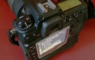 Unsere gute alte Nikon D300