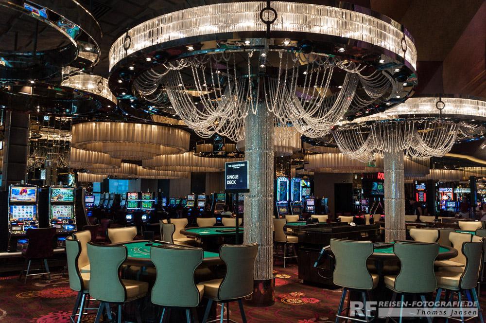 Casino im Cosmopolitan