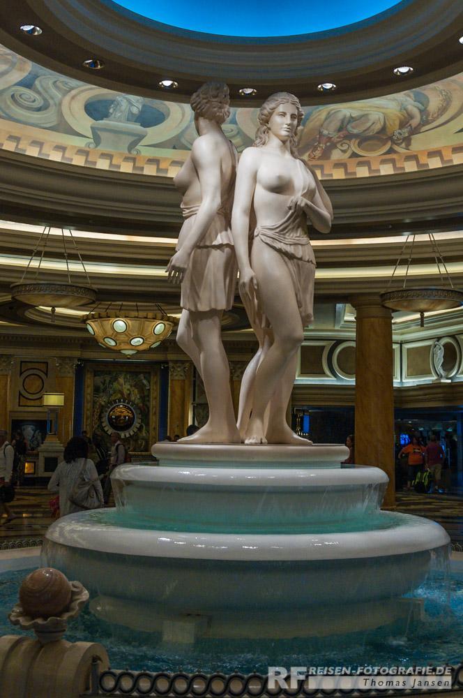 Lobby im Caesars Palace
