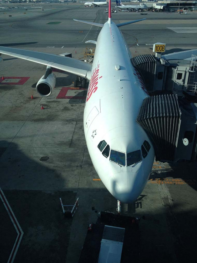 Swiss Airbus 340