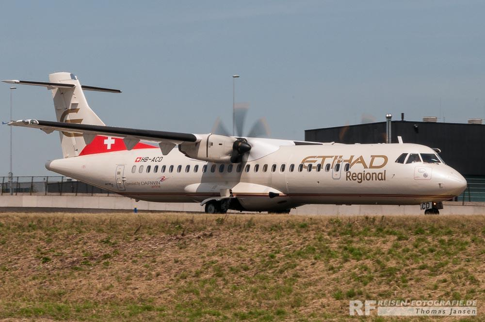 Etihad Regional ATR72