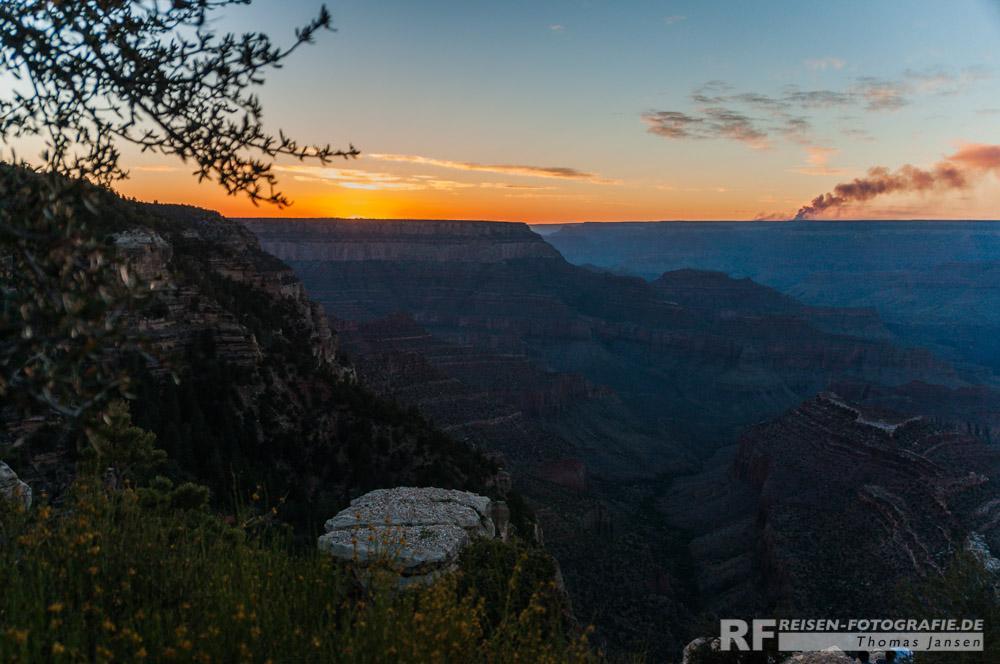 Sonnenuntergang - das muss man gesehen haben