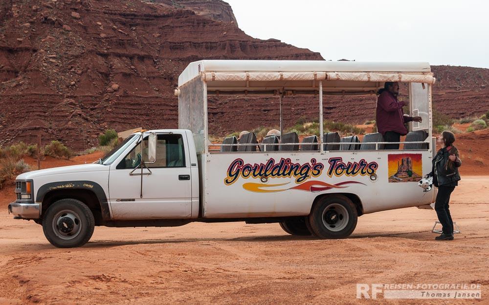 Geführte Jeep-Tour