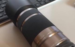 Sony 55-210 Objektiv