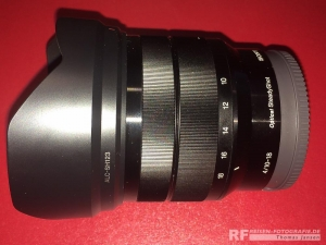 Sony Weitwinkel Zoom 10-18mm