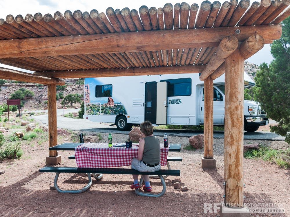 Campground Stellplatz