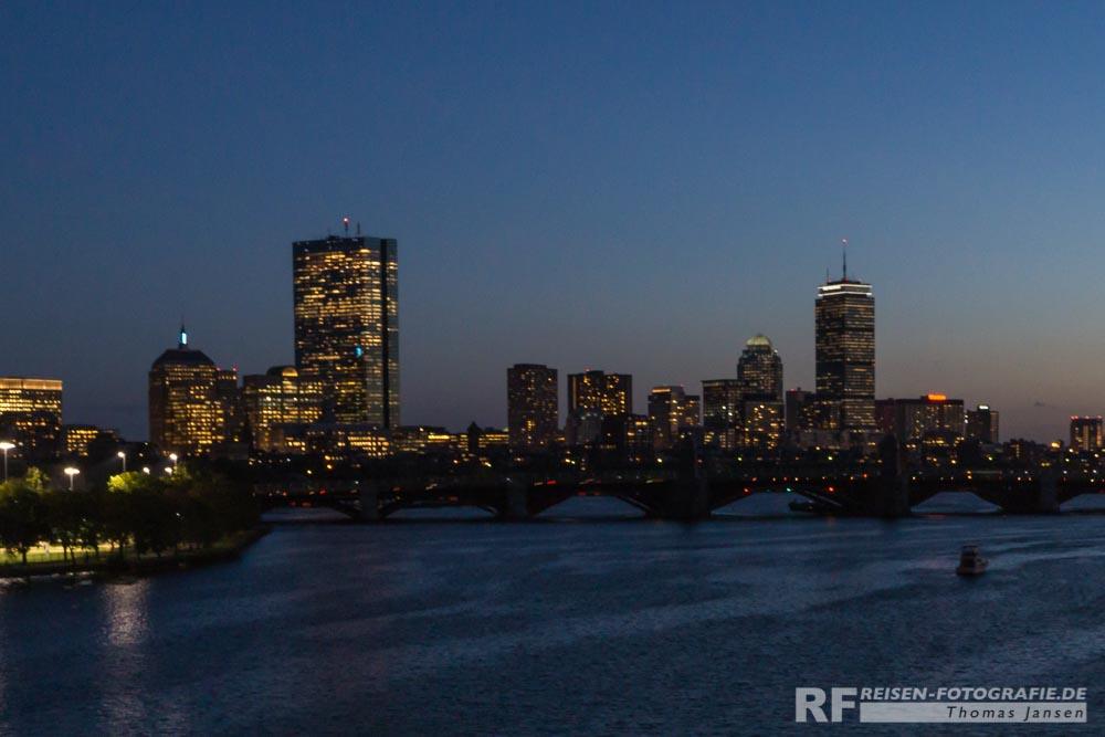 Sunset in Boston, die Zweite...