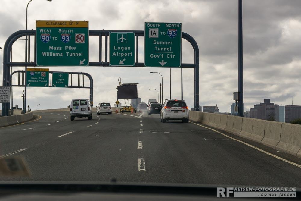 Welchen Tunnel nehmen wir denn?
