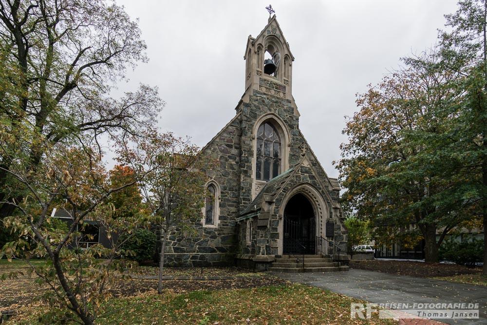 Kapelle der Harvard University