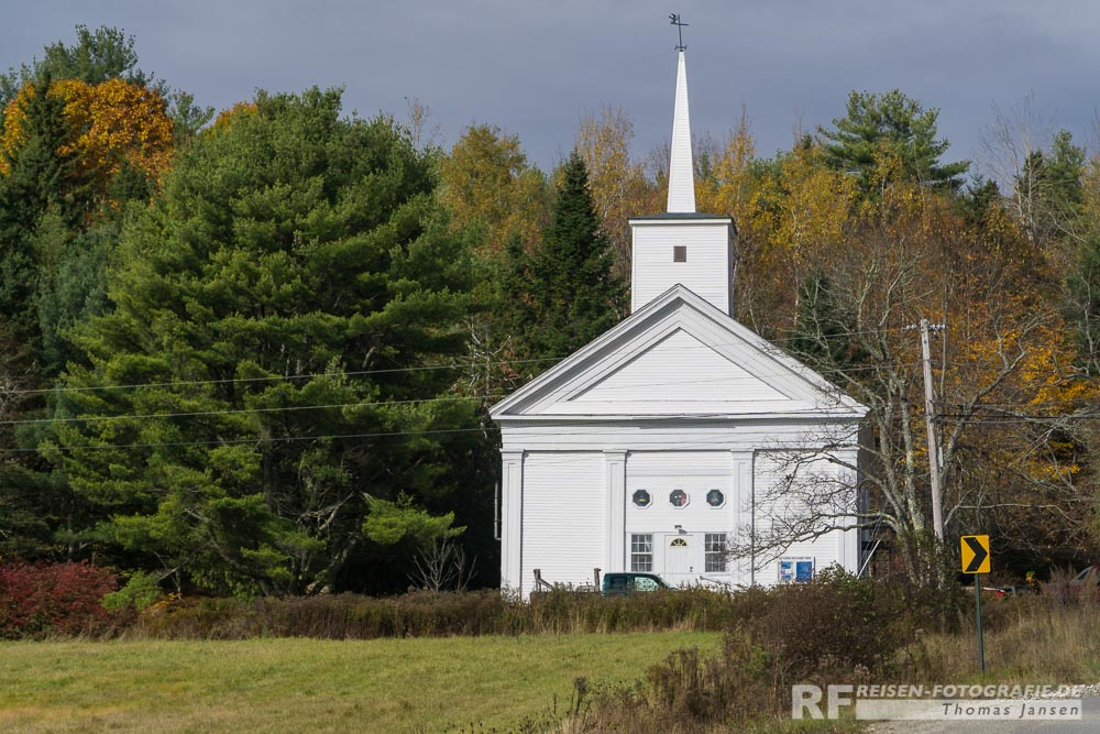 Kirche in Maine