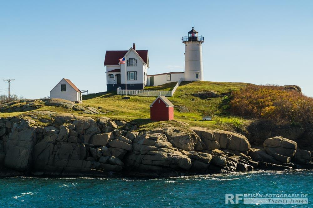 Nubbles Lighthouse