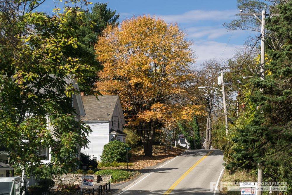 Street in Massachusetts