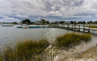 Bucht auf Cape Cod