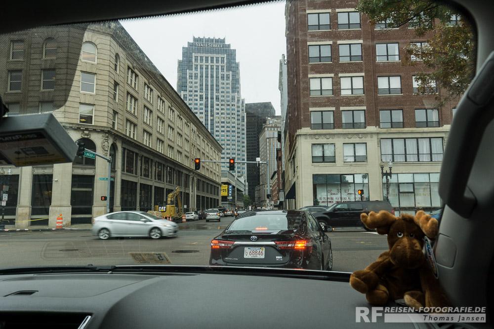 Zurück in Boston