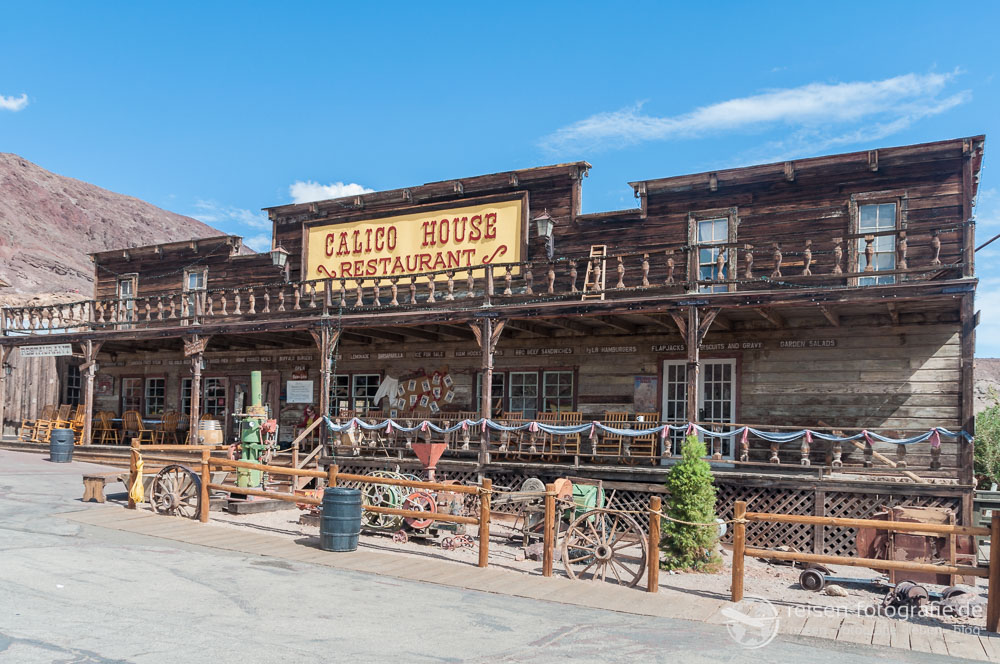 Calico Restaurant