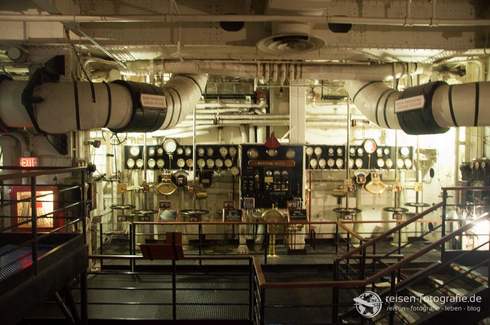 Der Maschinenraum