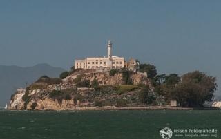 Blich auf die Gefängnisinsel
