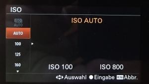 Mein Tabubruch: Ich nutze Auto ISO
