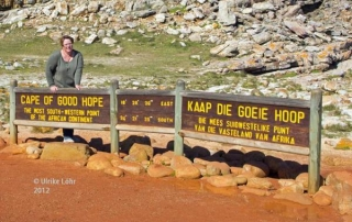Ulrike am Kap