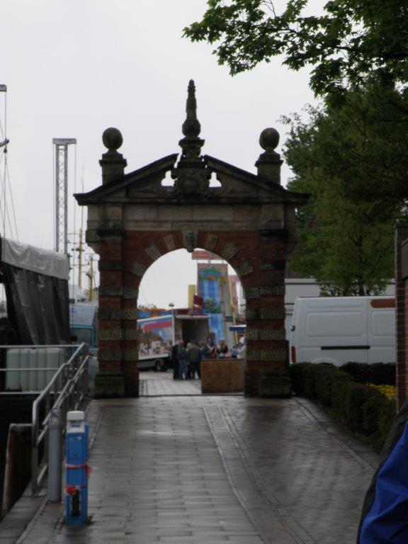 Emdener Hafentor
